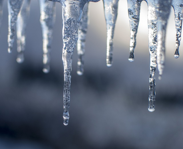 Icicles - The New Homesteader's Almanac