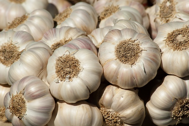 How to Preserve Garlic
