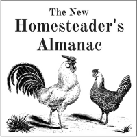 The New Homesteader's Almanac logo