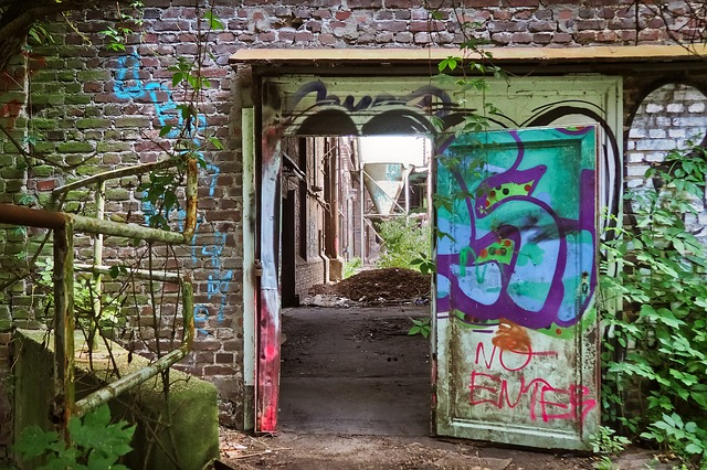 Abandoned lots may be transformed into community gardens.